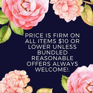 Other - Firm Pricing